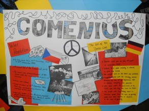 Comenius projekt Retropolis 2012–2014